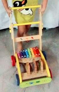 Wooden walker