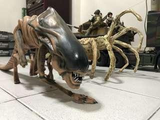 Alien Queen Fetus