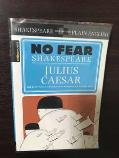 No Fear Shakespeare Julius Caesar