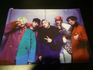 [√] BIGBANG FILE HOLDER
