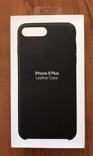 iPhone 7/8 + plus Original Apple Leather Case