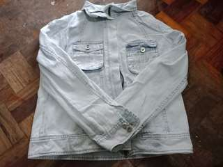 Oscar/Sesame Street Denim Jacket