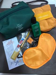 Hermes Max jet Airlines parfums