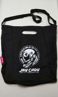 Jay Chou The Invincible Canvas Bag