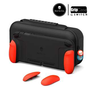 Skull & Co. Nintendo Switch GripCase Set (Double Red)