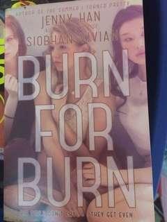 Burn for burn series