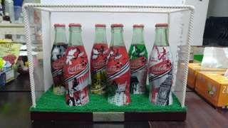 可口可樂支裝限量版( 收藏品)2004年