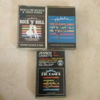 Instrumental Music Cassette Tapes Kaset
