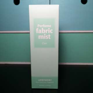 Loveydovey Perfume Fabric Mist - Clair