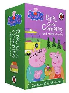 Peppa Pig Collection Stories (10 books)