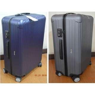 Rimowa Luggage Salsa Version (For Sale or Trade)