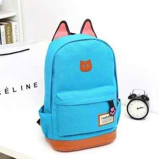 Teen Trendy Backpack (Pink)
