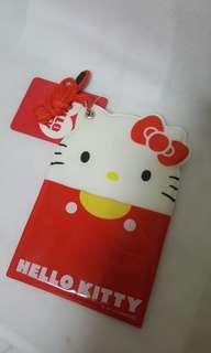 Hello Kitty Vnyl Pocket Sling Holder