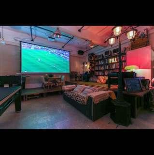 火炭 Party Room (FILL 田充空間)