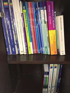 Secondary Textbooks
