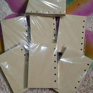 BAGSAK PRESYU SALE!!!! Refill to Ventage notebook