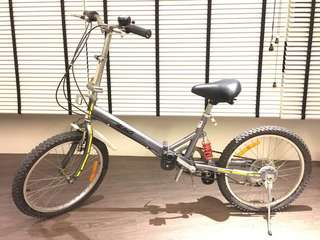 ALEOLA Foldable Bike