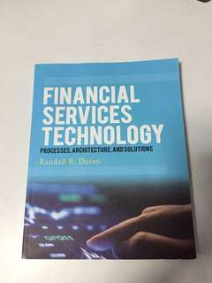 Financial Services Technology