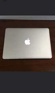 MacBook Pro retina 13inch with 3 months apple care warranty