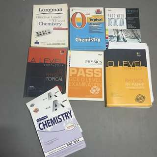 O level exercise practice books clearance olevel