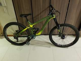 MTB Giant Reign Advance Carbon