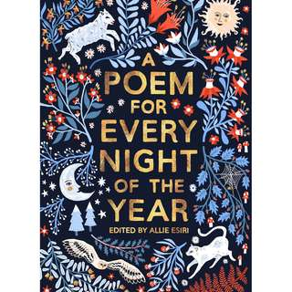 (PO) A Poem For Every Night Of The Year By Allie Esiri (Hardback)