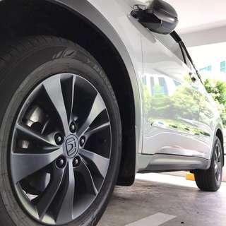 Weekly Promotion! Honda Vezel Plastidip Service Plasti Dip