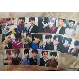 wanna one i promise you ipu unofficial duplicate photocard