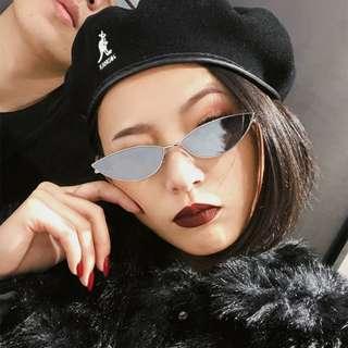 Poxi Cat Eye Sunglasses