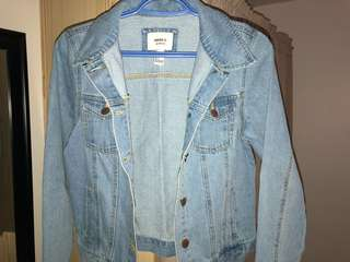 Forever 21 Vintage Los Angeles Jean Jacket