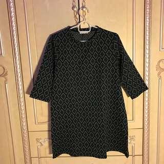 Dress motif ZARA