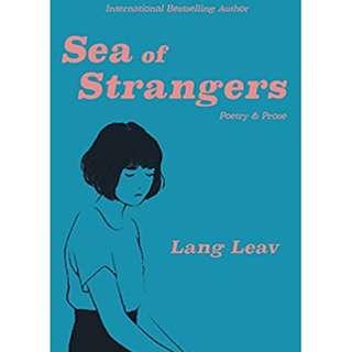 (PO) Sea Of Strangers By Lang Leav (Paperback)