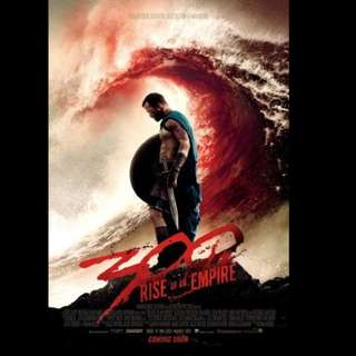 [Rent-A-Movie] 300 RISE OF AN EMPIRE (2014)