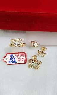 18k Gold sets