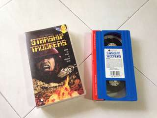 Starship Troopers (VHS)