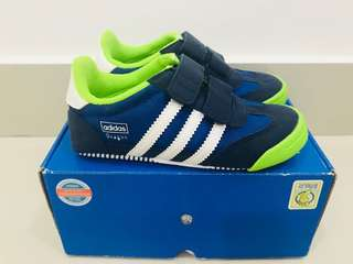 Adidas Kids Learn2walk Dragon Shoes