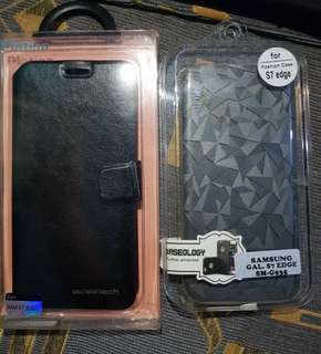 s7 edge phone case ( 2 for 300)