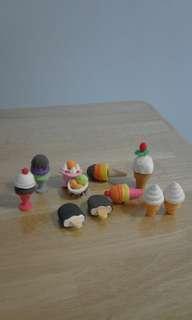 Erasers (Ice Cream)