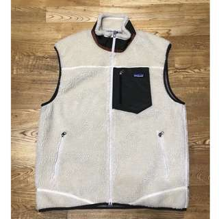🚚 Patagonia Retro-x vest fleece 保暖輕量防風刷毛背心 the north face
