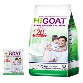 Hi goat 15 paket