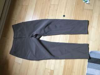 Oak and Fort Olive Dress pants