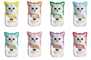(3 for $10.00)Kit Cat Puree