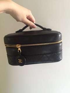 Chanel classic vintage bag