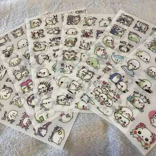 STICKERS SALES