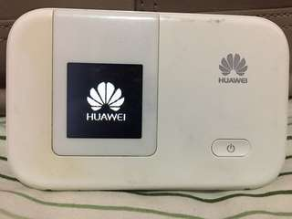 Portable wifi with cable