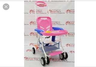 Chair stroller family