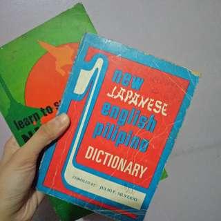Nippongo and Japanese books