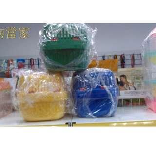 小型手提鼠籠(塑膠)