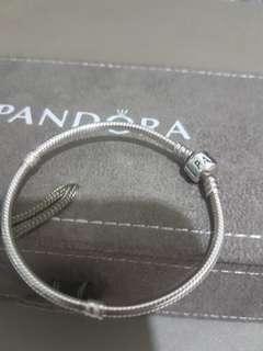 Brand New Authentic Pandora Bracelet 18cm