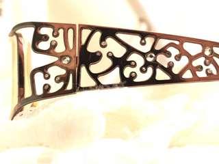 蒙娜麗莎 義大利手工 鏡架 珍藏 鏡框 手工